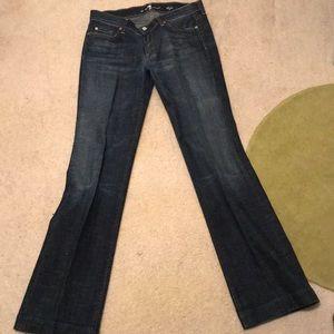 7 brand jeans